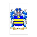 Holtz 35x21 Wall Decal