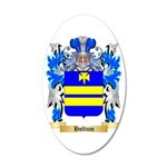 Holtum 35x21 Oval Wall Decal