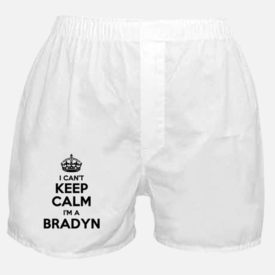 Cute Bradyn Boxer Shorts