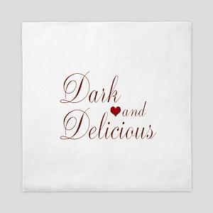 Dark and Delicious Queen Duvet