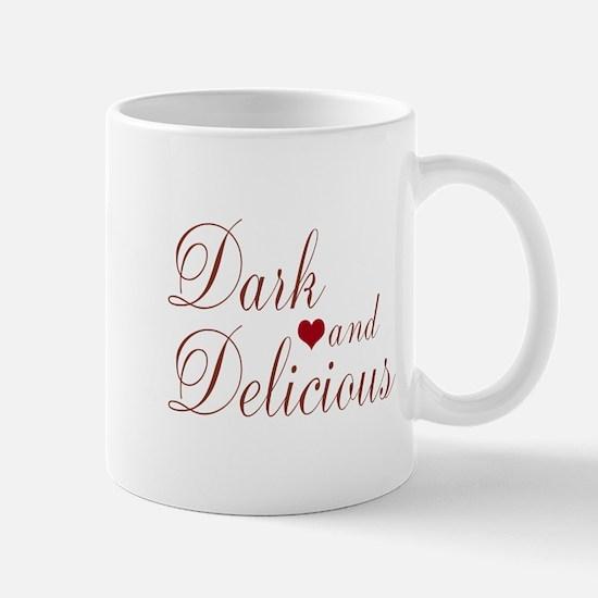 Dark and Delicious Mugs