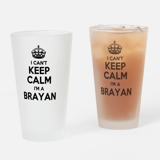 Cool Brayan Drinking Glass