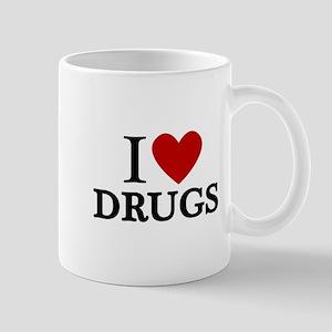 I love Drugs Mug