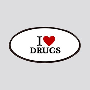 I love Drugs Patches