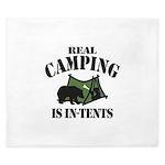 Real Camping King Duvet