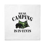 Real Camping Queen Duvet