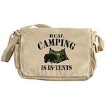 Real Camping Messenger Bag