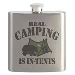 Real Camping Flask