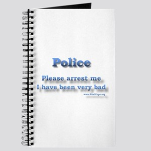 Please arrest me Journal