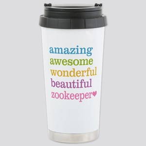 Zookeeper Stainless Steel Travel Mug
