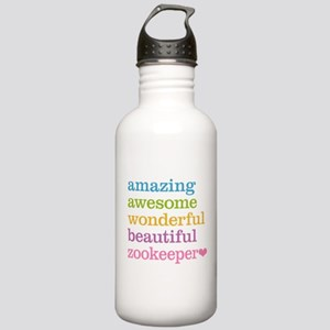 Zookeeper Stainless Water Bottle 1.0L