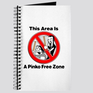 This Area Is A Pinko Free Zone Journal