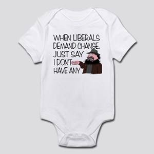 When Liberals Demand Change Infant Creeper