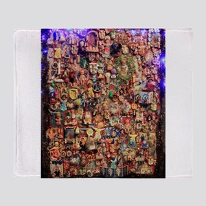 The Baby Jesus Collection Throw Blanket