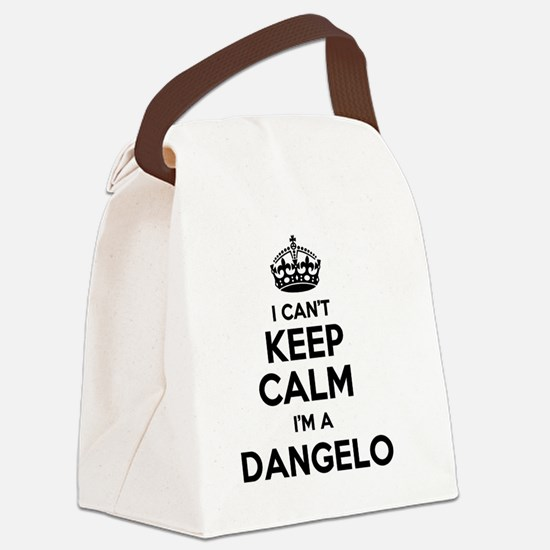 Cute Dangelo Canvas Lunch Bag