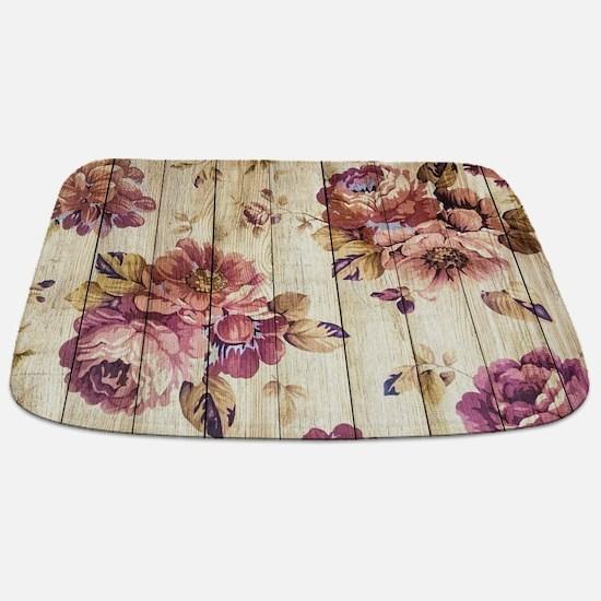 Cute Romantic Bathmat