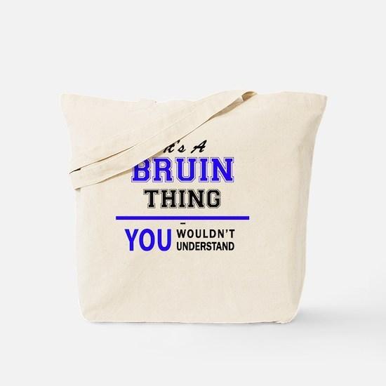 Bruins Tote Bag