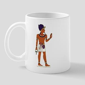 Pharaoh Hieroglyph Mug