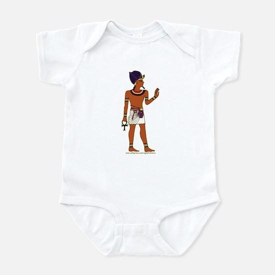 Pharaoh Hieroglyph Infant Bodysuit