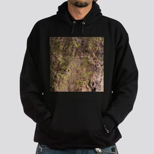 Lichen and Rock Hoodie (dark)