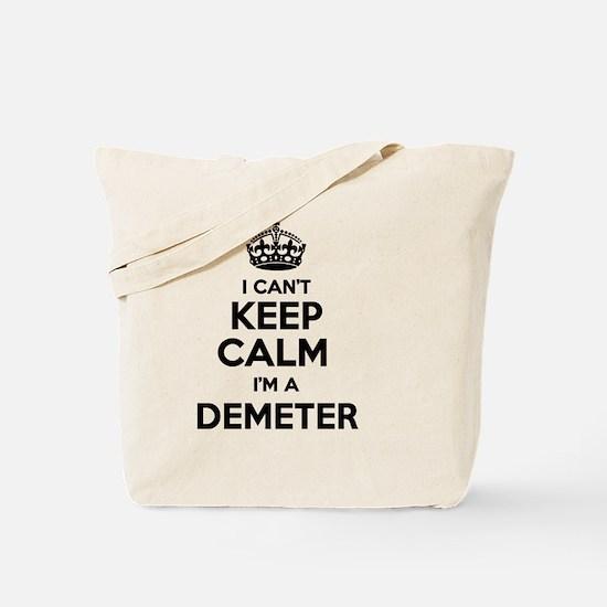 Funny Demeter Tote Bag