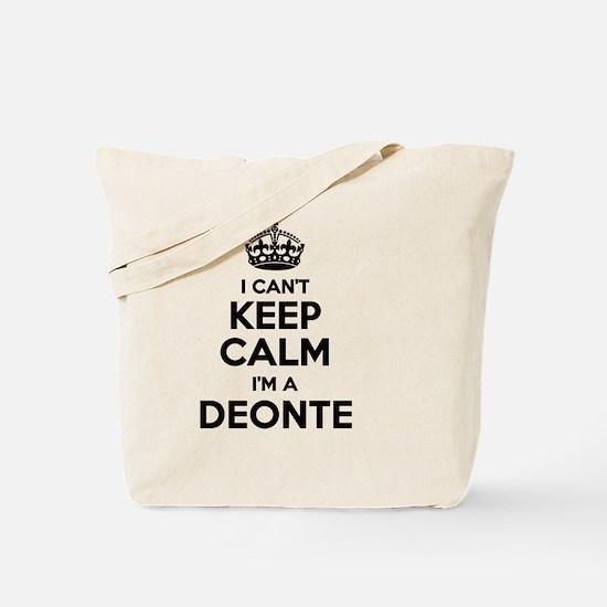 Deonte Tote Bag