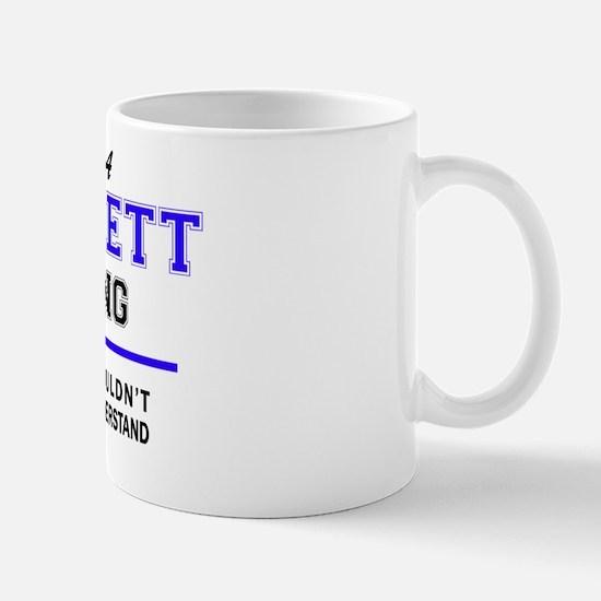 Cute Burnett Mug