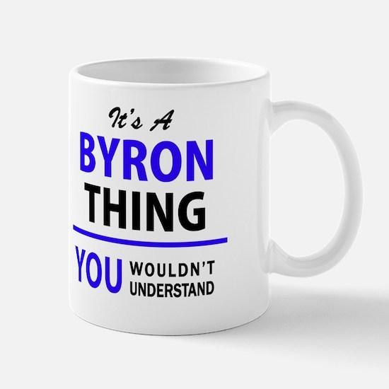 Cute Byron Mug