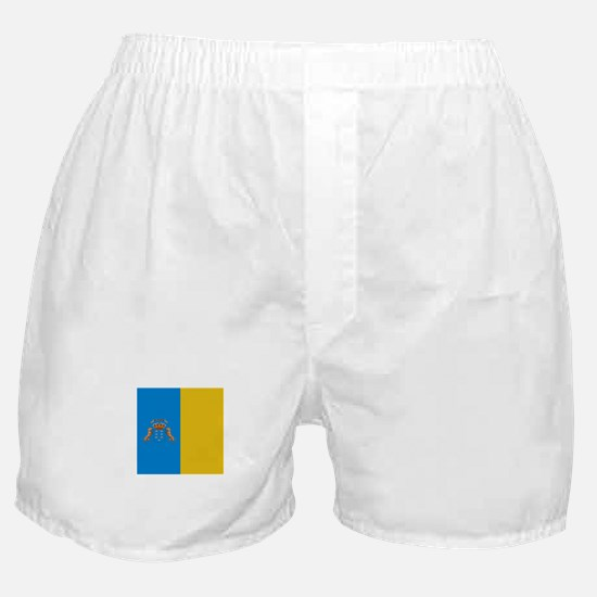 Islas Canarias flag Boxer Shorts