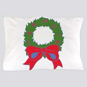 Wreath - Pillow Case