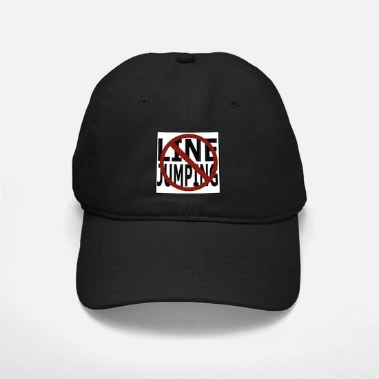 Anti-Line Jumping Baseball Hat