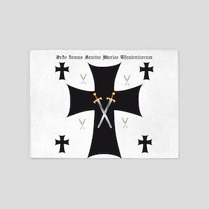 Ordo domus Sanctae Mariae Theutonicorum 5'x7'Area