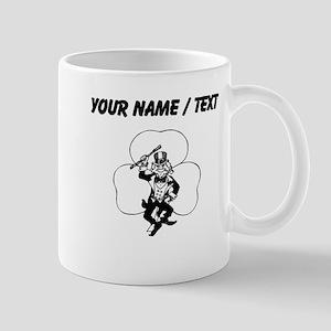 Custom Leprechaun Mugs