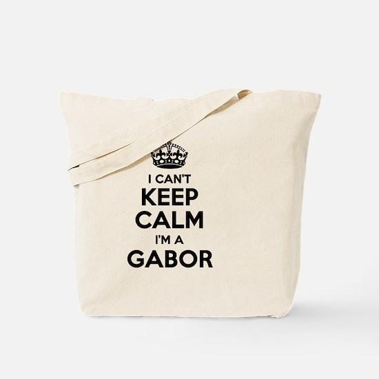 Cool Gabor Tote Bag