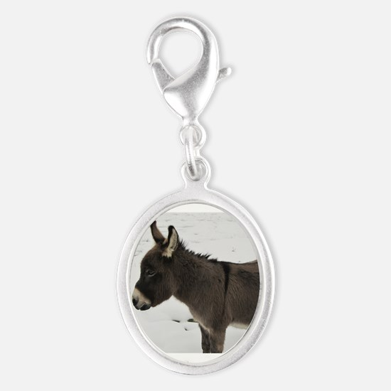 Miniature Donkey III Charms