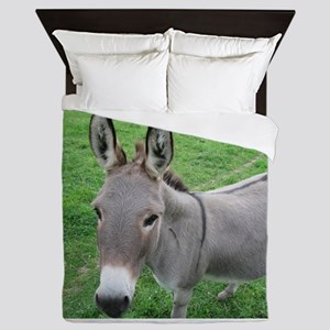 Miniature Donkey Queen Duvet