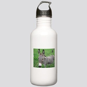 Miniature Donkey Stainless Water Bottle 1.0L