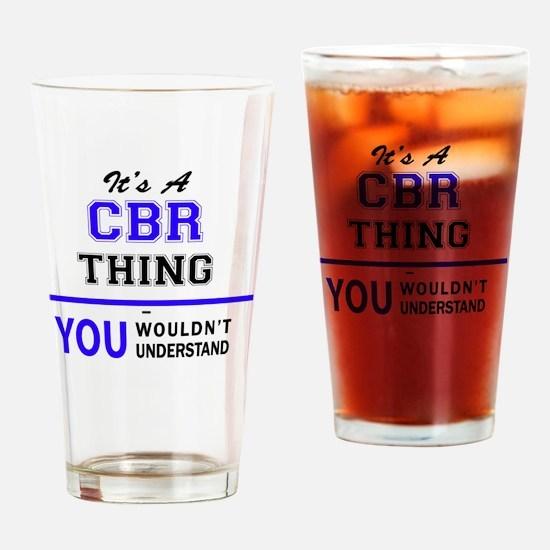 Unique Cbr Drinking Glass