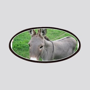 Miniature Donkey Patches