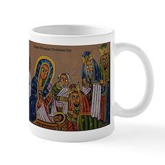 Ethiopian Christmas Day Mug