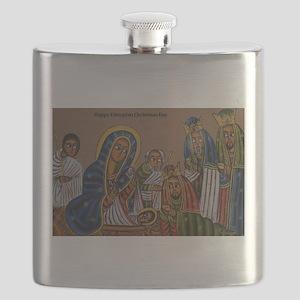 Ethiopian Christmas Day Flask
