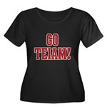 No I In Team Plus Size T-Shirt