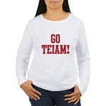 No I In Team Long Sleeve T-Shirt