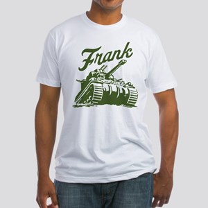frank the Fitted T-Shirt