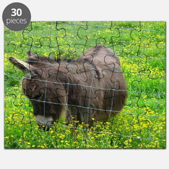 Unique Miniature donkey Puzzle