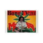 Bong TV Rectangle Magnet (100 pack)