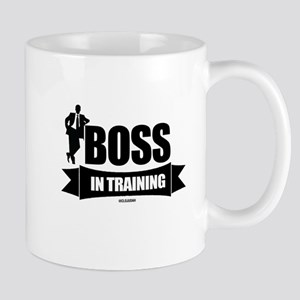 Boss In Training Mug