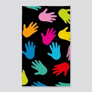 AllOver Hands Area Rug