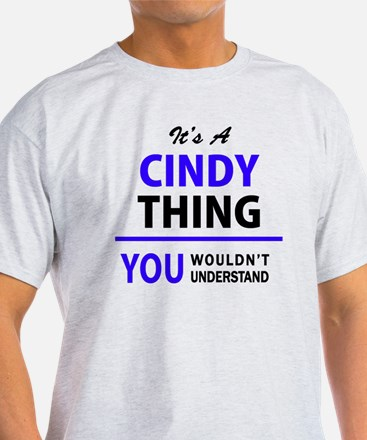 Cute Cindy T-Shirt