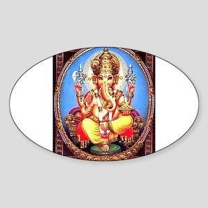 Ganesh / Ganesha ???? ???? Indian Elephant Sticker